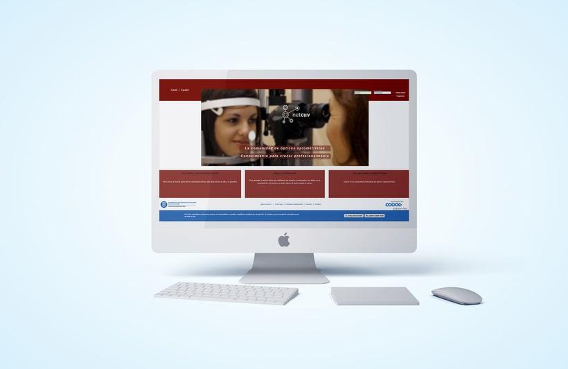 Diseño Gráfico (Día internacional de la visió a Terrassa 2012 & NETCUV) 4