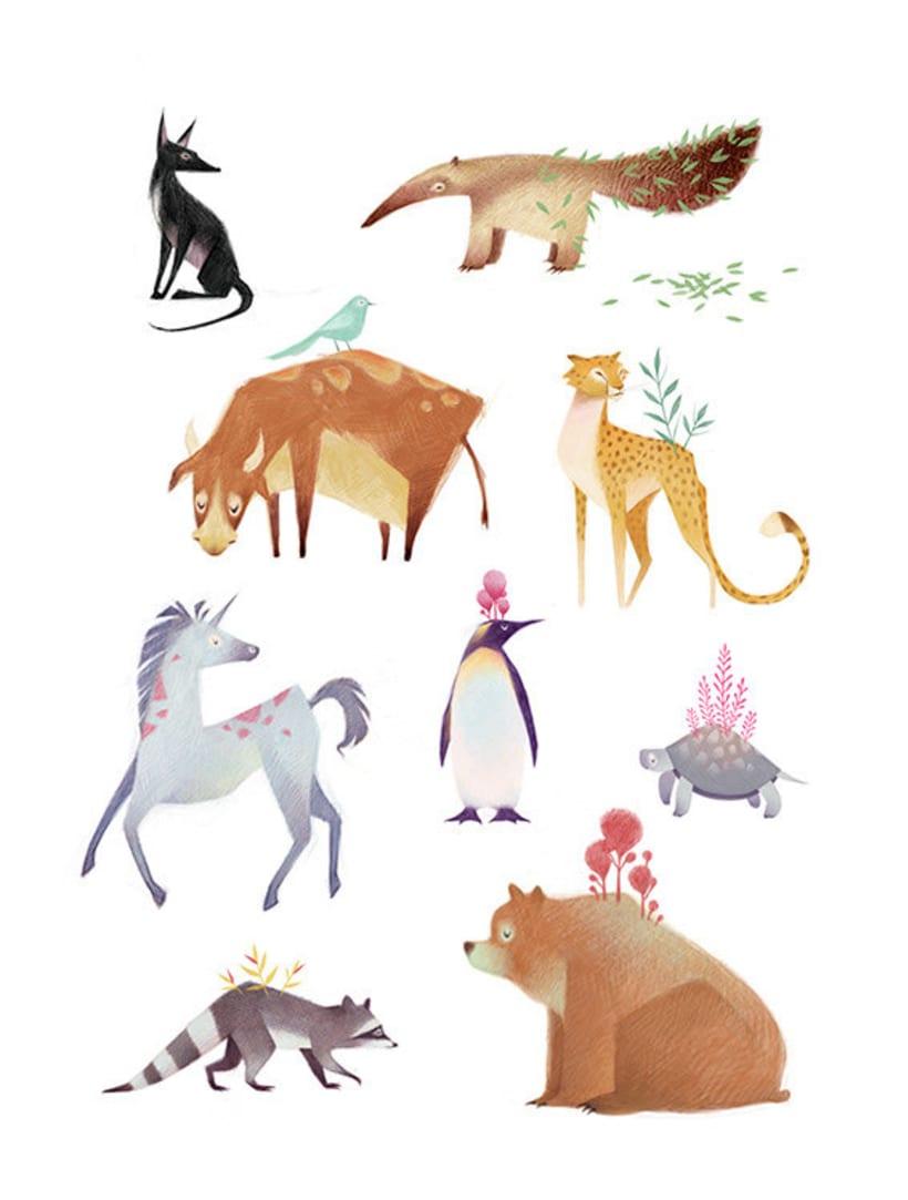 Animales 12