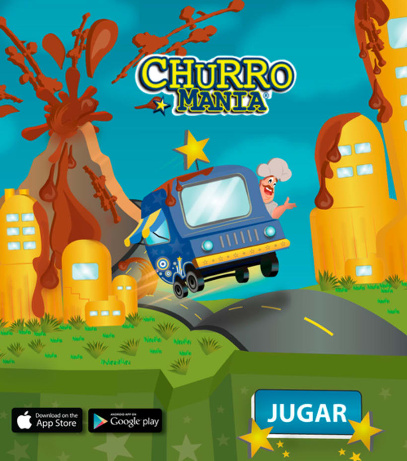 Churromania 2