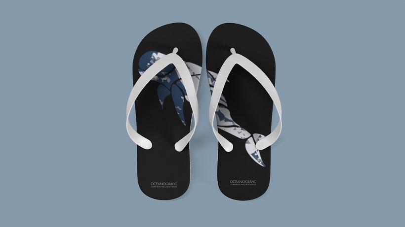 OCEANOGRÁFICO| Diseño de merchandising 0