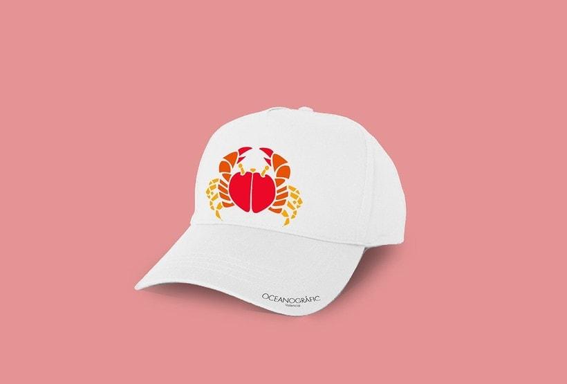 OCEANOGRÁFICO| Diseño de merchandising 2