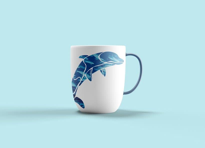 OCEANOGRÁFICO| Diseño de merchandising 3