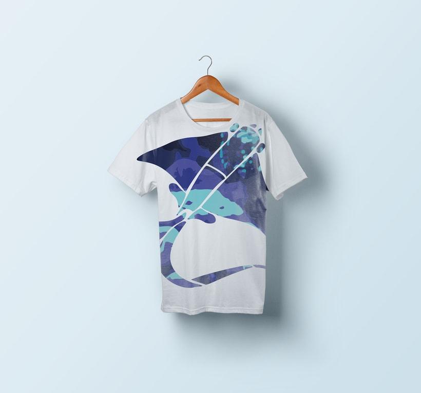 OCEANOGRÁFICO| Diseño de merchandising 6