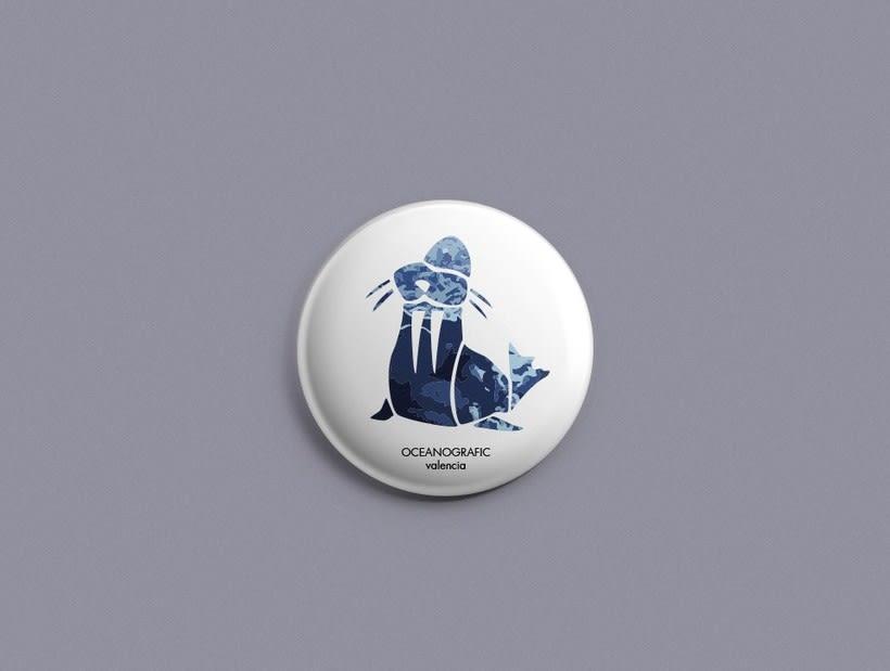 OCEANOGRÁFICO| Diseño de merchandising 8