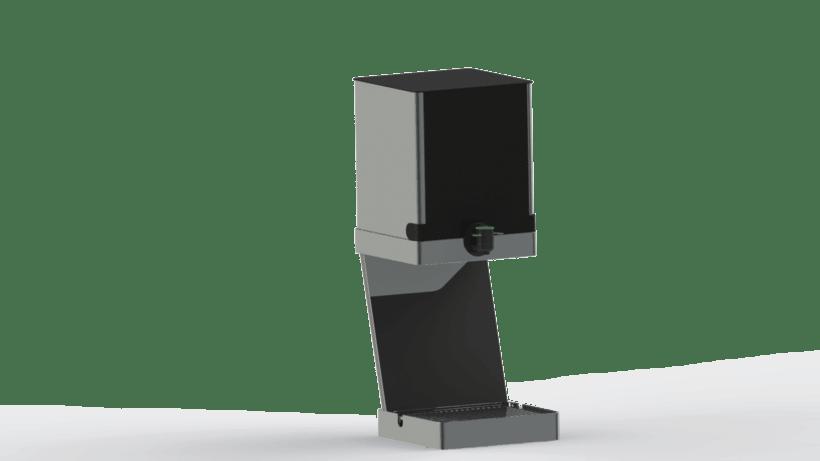 SOPORTE BAG IN BOX | Soporte para el sistema de envasado Bag in Box. 0