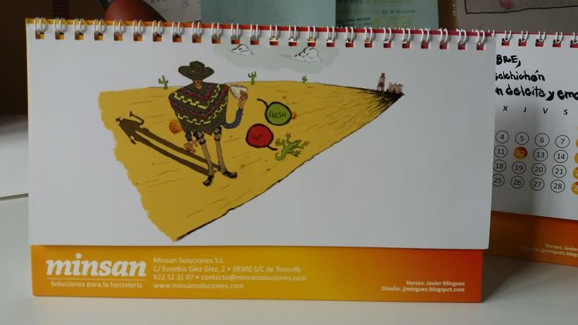 Calendario Minsan 2017 19