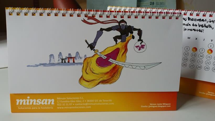 Calendario Minsan 2017 20