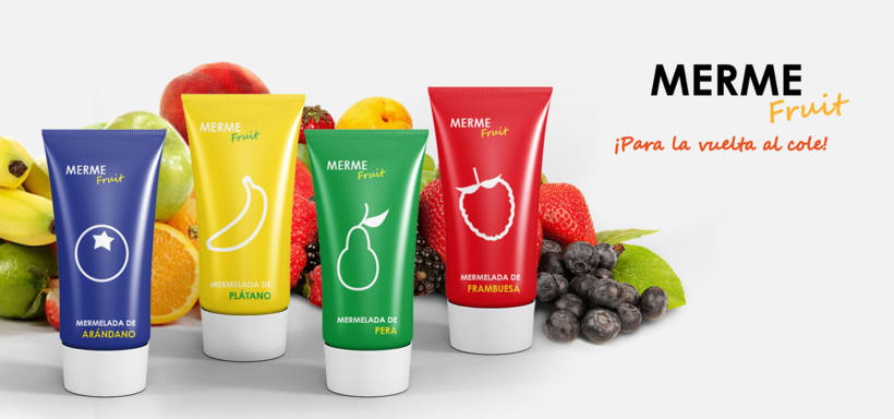 MERMEFRUIT| Envase de mermelada para niños 0