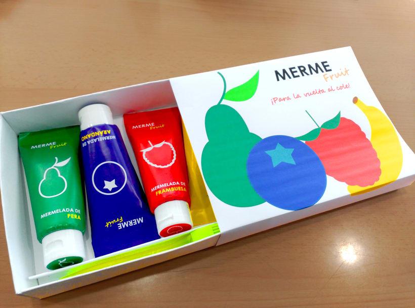 MERMEFRUIT| Envase de mermelada para niños 1