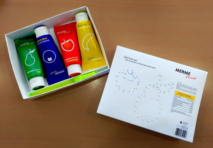 MERMEFRUIT| Envase de mermelada para niños 2