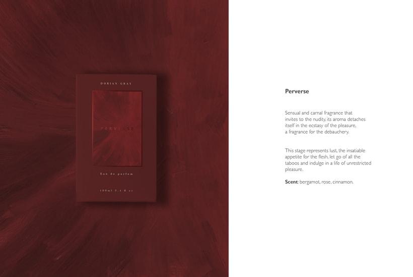 Perfume Dorian Gray 2