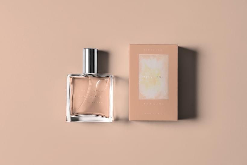 Perfume Dorian Gray 3