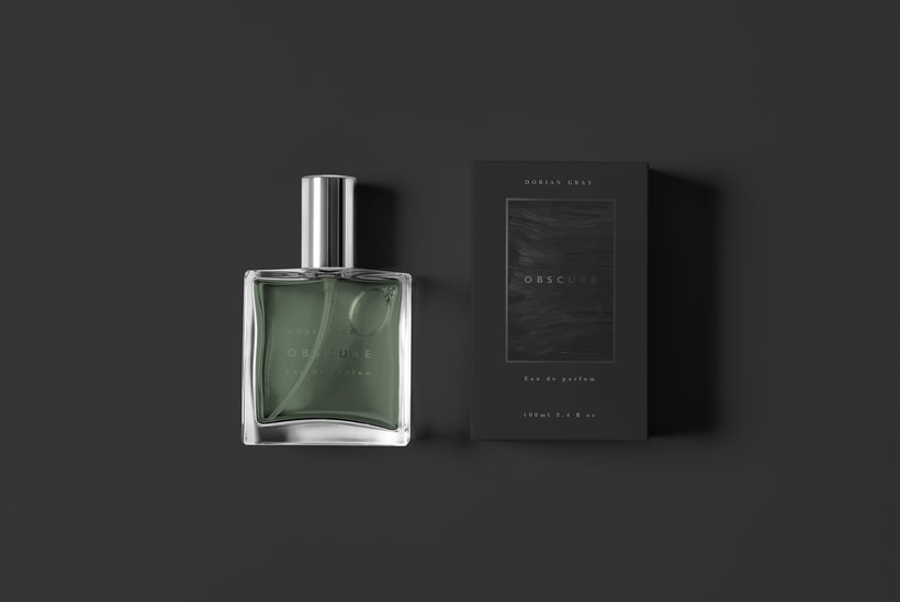 Perfume Dorian Gray 4