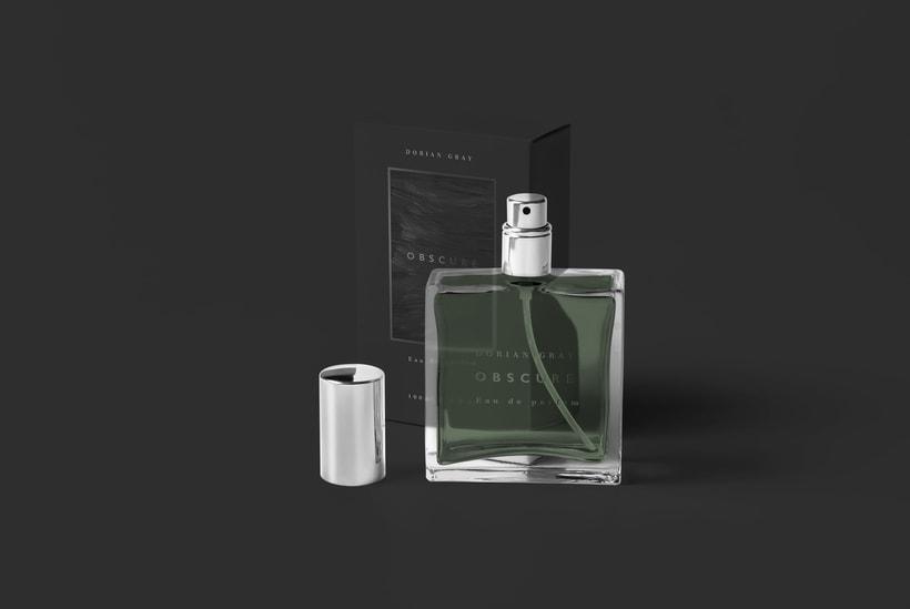 Perfume Dorian Gray 7