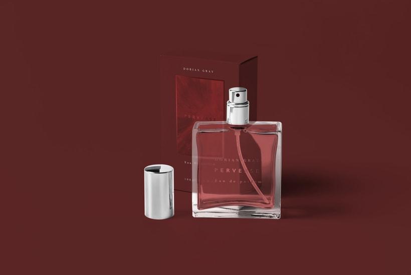 Perfume Dorian Gray 8