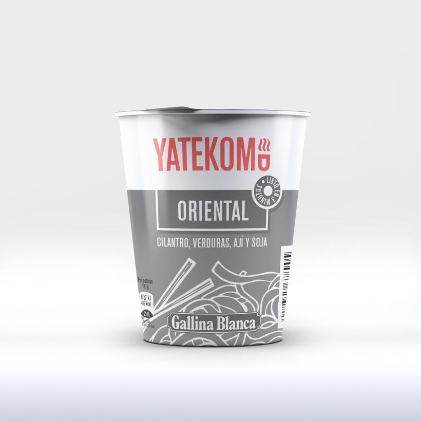 Yatekomo, rediseño de marca y empaques 4