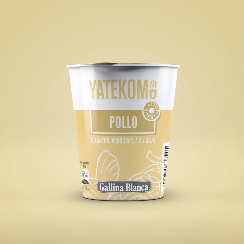Yatekomo, rediseño de marca y empaques 5