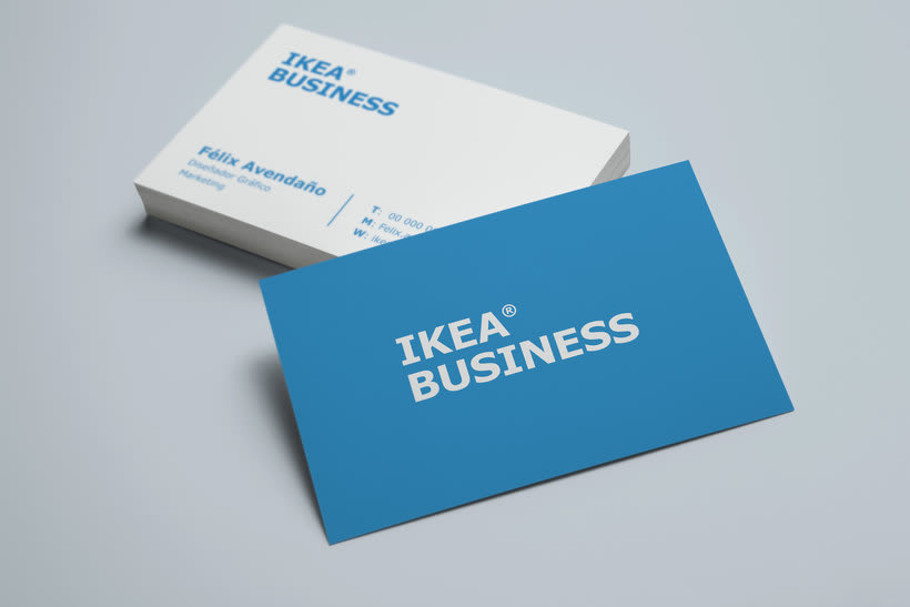 IKEA Business, Barcelona Building Construmat stationery 2017 2