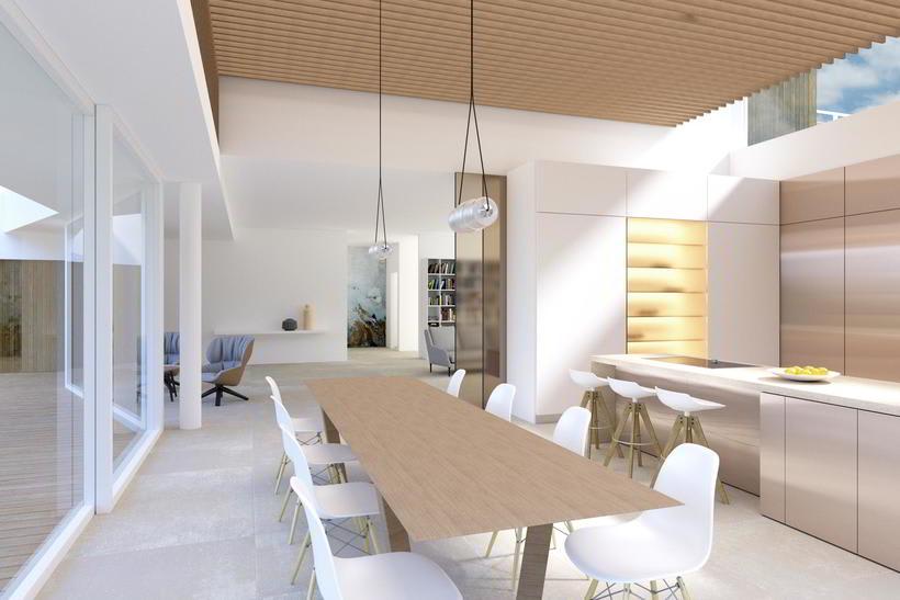 Visualización arquitectónica y renderización 3D 1