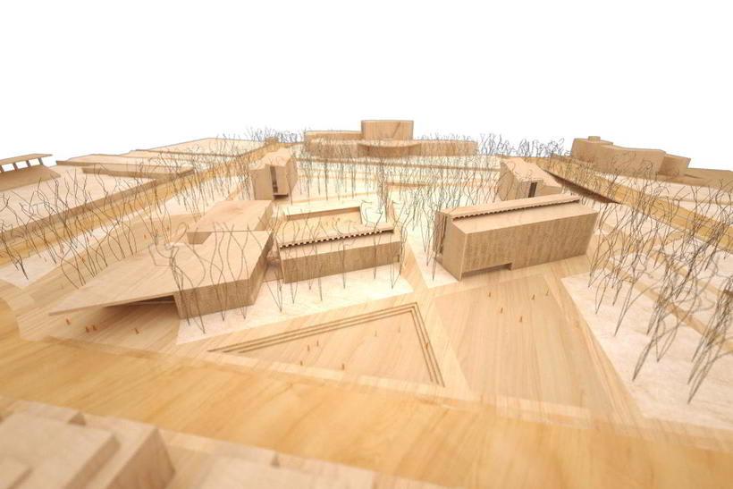 Visualización arquitectónica y renderización 3D 7