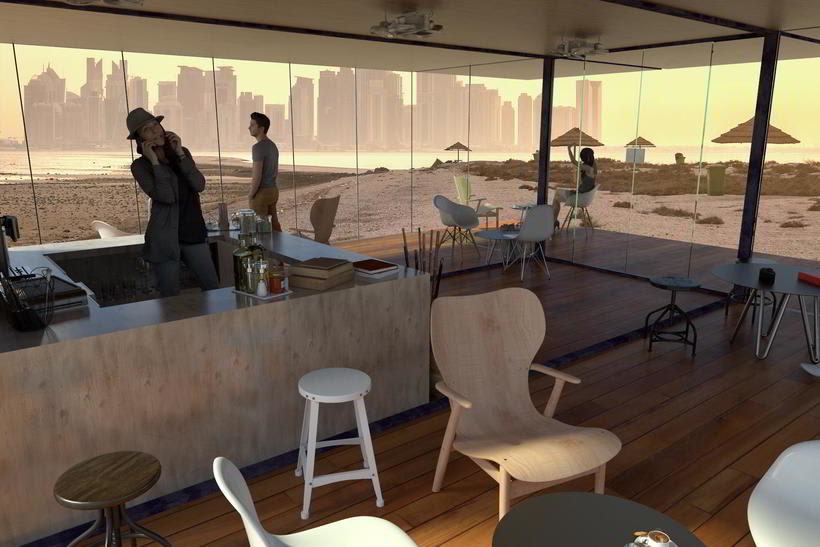Visualización arquitectónica y renderización 3D 8