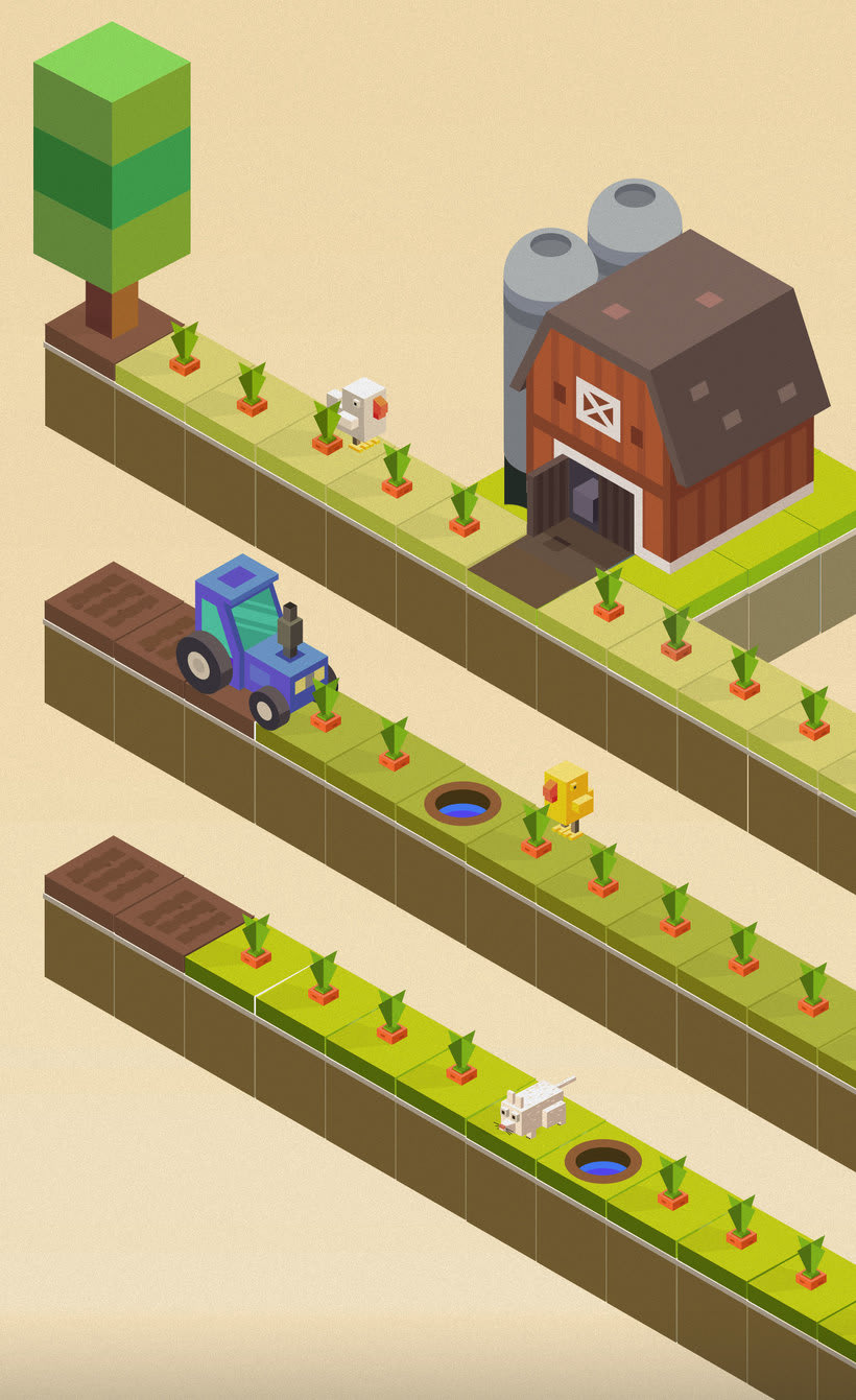 FARM CONECTION -1