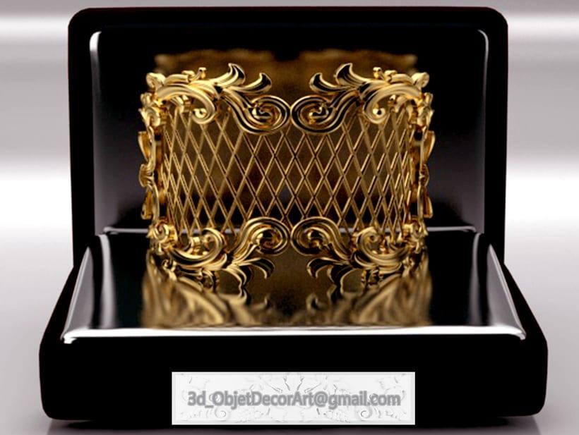 vintage  3d : jewelry , objetos de decoración, muebles estilo clásico . 1