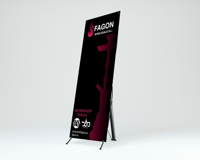 FAGON WHOLESALE S.L. 1