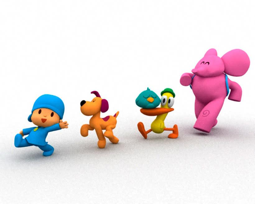 Diseñando y animando personajes 3D con Rafael Carmona 7