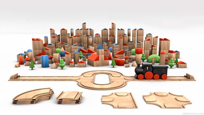 Diseñando y animando personajes 3D con Rafael Carmona 10