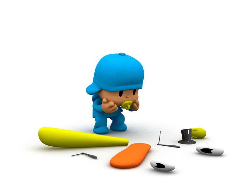 Diseñando y animando personajes 3D con Rafael Carmona 12