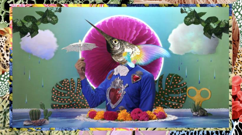 "Teaser para Cirque du Soleil ""Luzia"" 0"