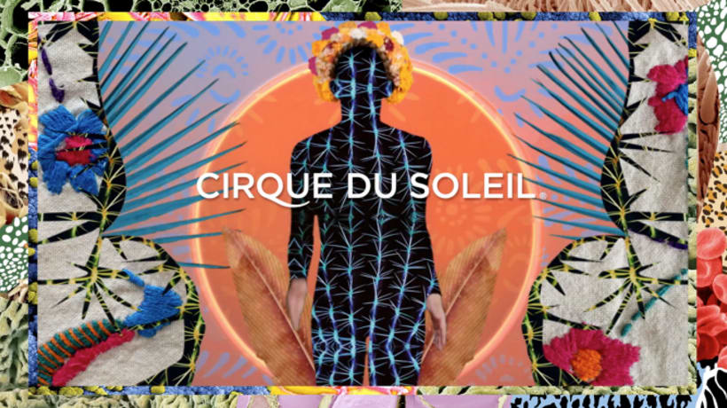 "Teaser para Cirque du Soleil ""Luzia"" 2"