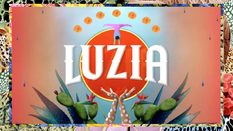 "Teaser para Cirque du Soleil ""Luzia"" 4"