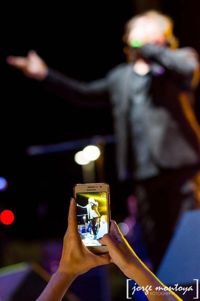 Fotografía de espectáculos, varios conciertos gruperos... 11