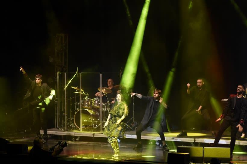 Fotografía de espectáculos, varios conciertos gruperos... 16