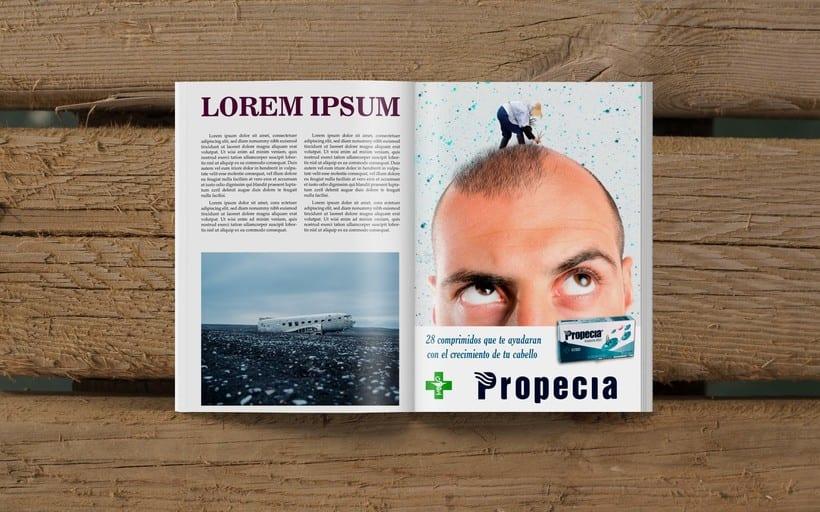Proyecto anuncio farmacéutico  1