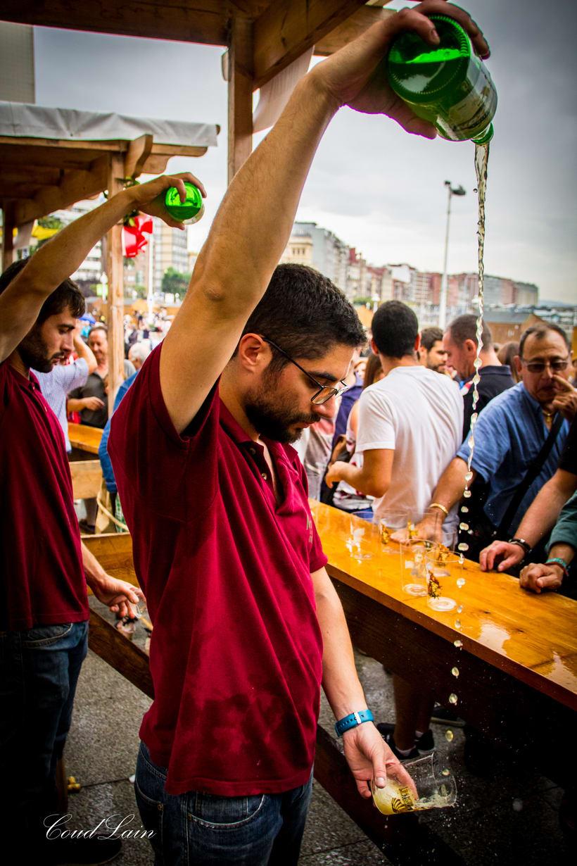 Fiesta de la Sidra 2017 de Gijón, Asturias - Ganador Orizón de Nava 9