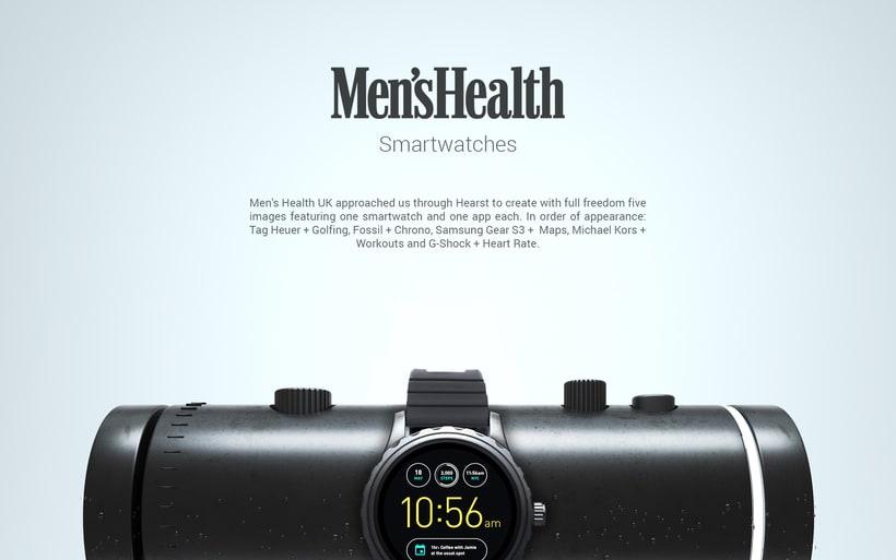 Men's Health Smartwatches -1