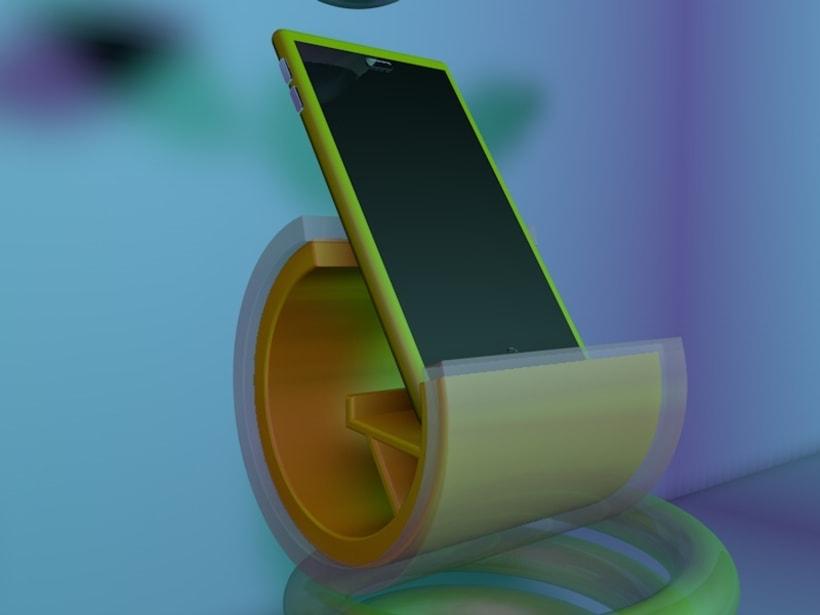 Ejercicio No.1 de Prototipado y visualizaciones de producto en Cinema 4D 1