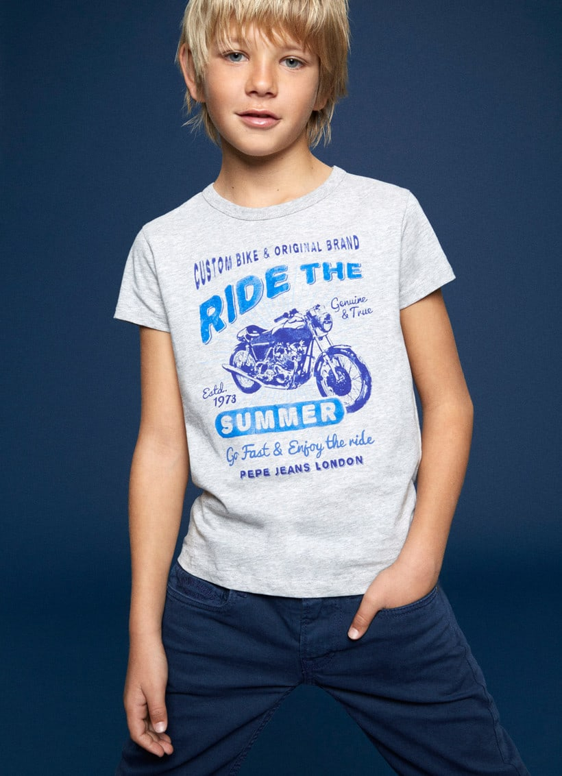 Pepe Jeans graphic 1