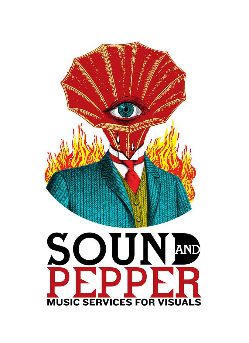 Imagen para Sound and Pepper -1