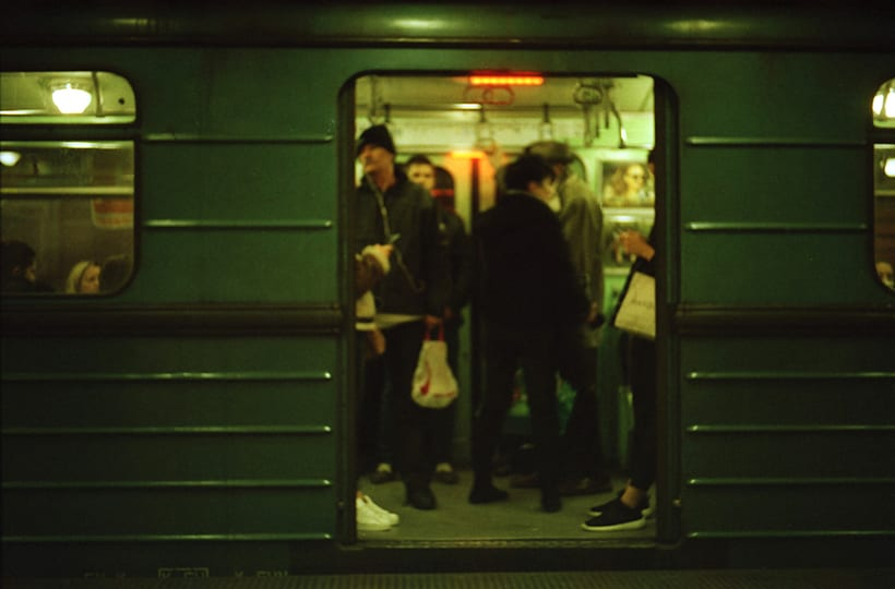 Blue Line 11
