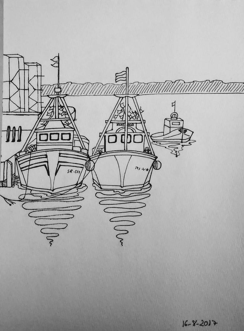 Mi Proyecto del curso: Dibujo para principiantes nivel -1 1