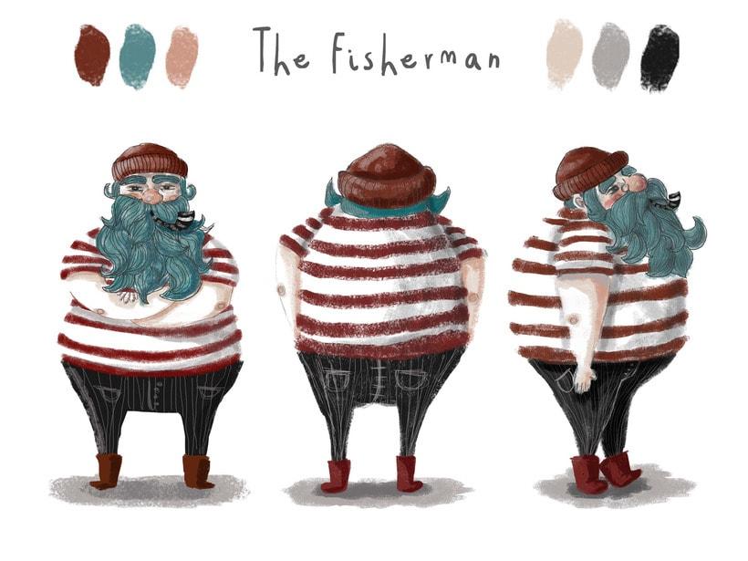 The fisherman -1