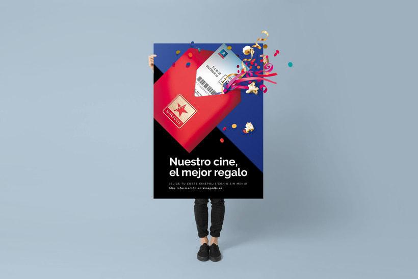 Kinépolis — Carteles promocionales 3