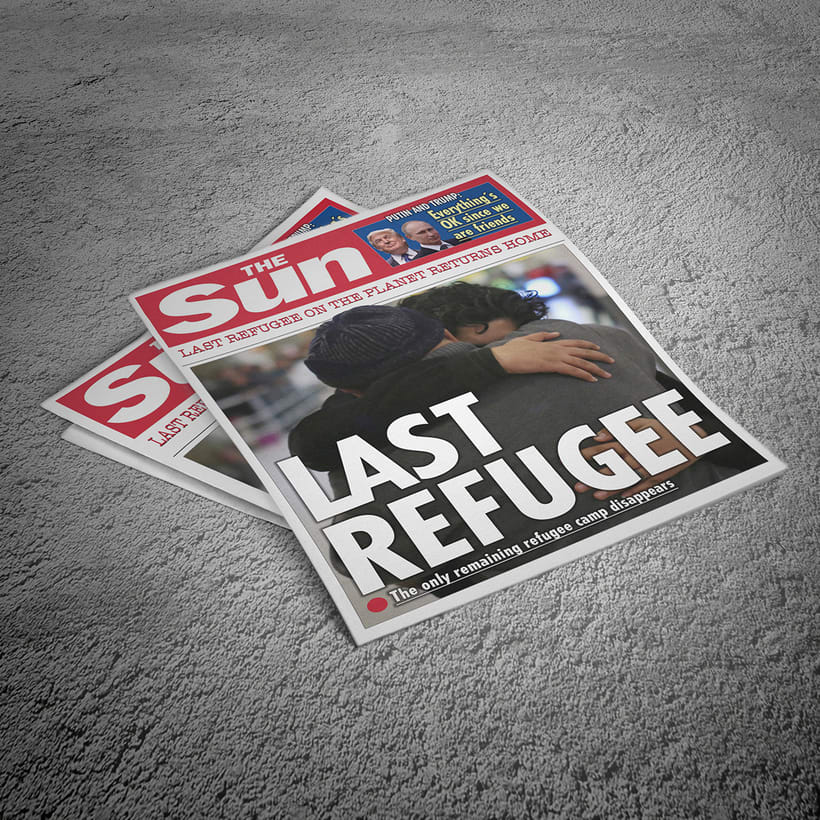 Desired front pages 7