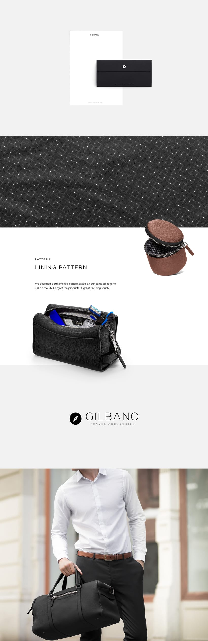 GILBANO - Fashion Branding 3