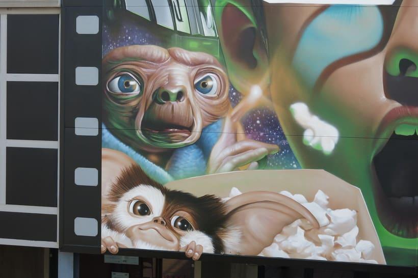 Mural Multicines París -Andujar- 11