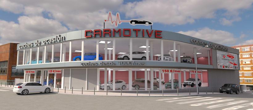 Edificio Carmotive -1